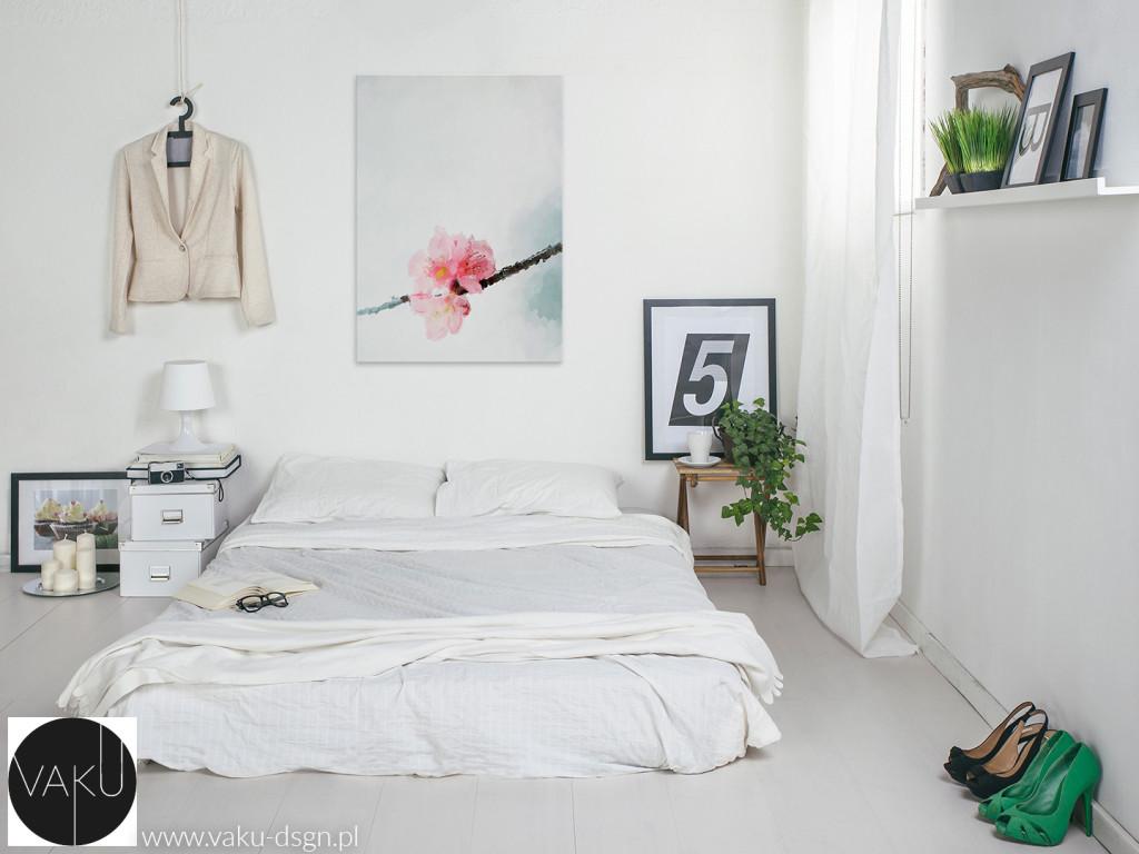 minimalizm wnętrze