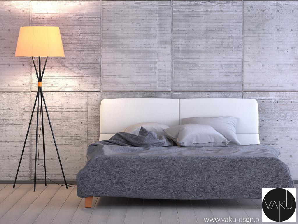 Beton sypialnia