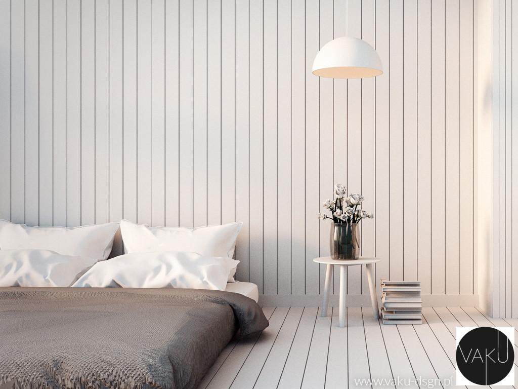 Drewno sypialnia