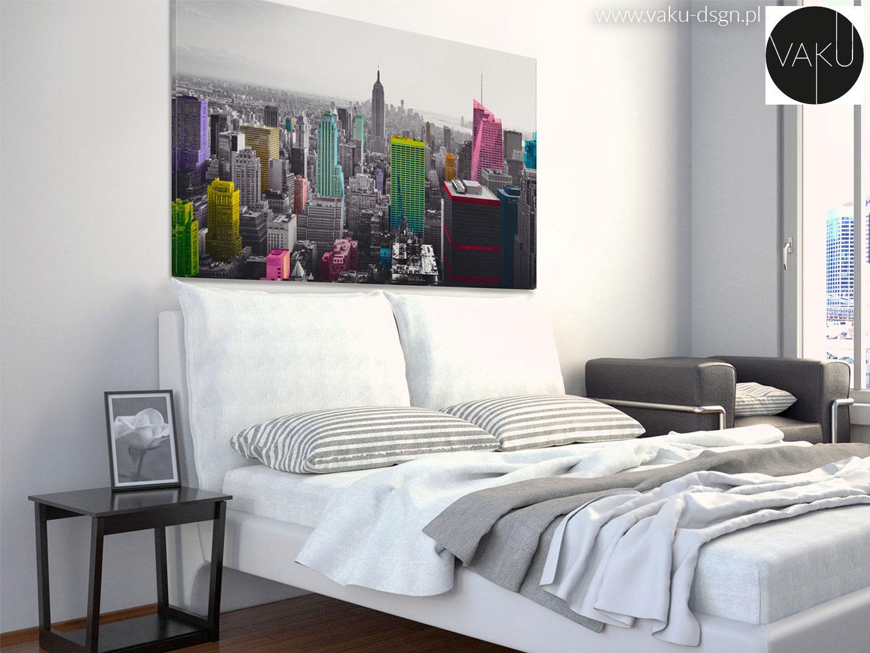 obraz z motywem Nowego Jorku
