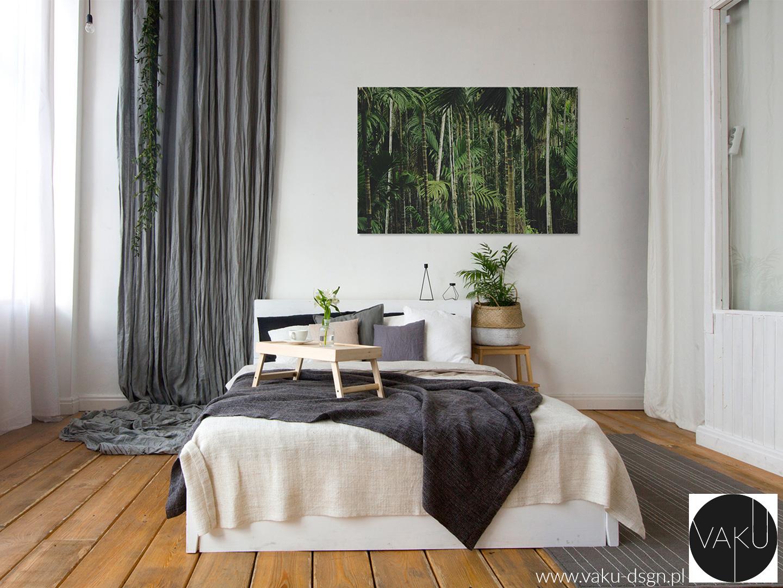 fotoobraz z lasem tropikalnym
