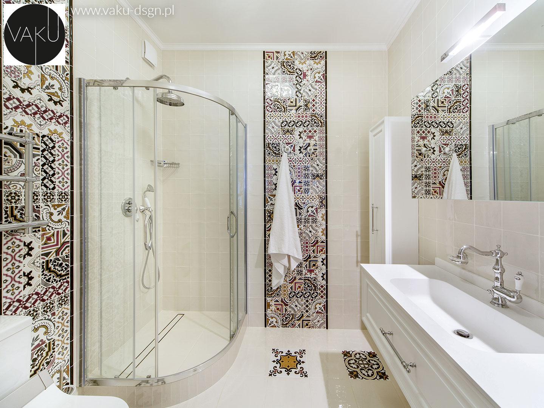 płytki hiszpańskie w łazience