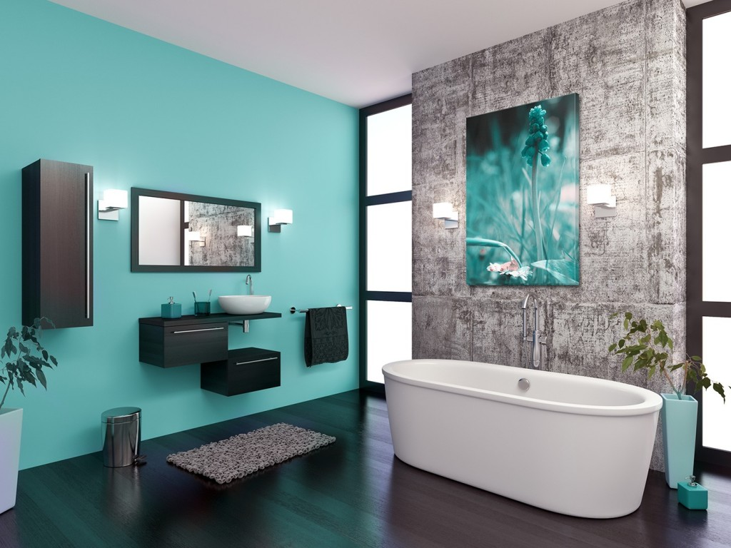 Szara łazienka Dodatki Blog Wnętrzarski Vaku Dsgn