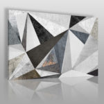 obraz z motywem betonu
