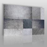 grafika z motywem betonu